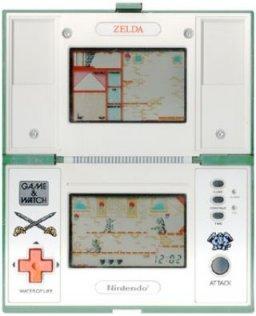 Zelda (G&W)  © Nintendo 1989   1/1