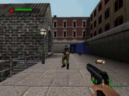 007: The World Is Not Enough (N64)   © EA 2000    3/3