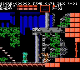 Castlevania III: Dracula's Curse (NES)  © Konami 1989   2/3