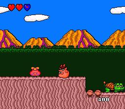 Bonk's Adventure (PCE)  © Hudson 1989   2/2