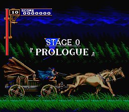 Akumajo Dracula X: Chi No Rondo (PCCD)  © Konami 1993   3/23