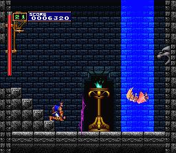 Akumajo Dracula X: Chi No Rondo (PCCD)  © Konami 1993   4/23