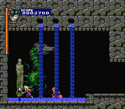 Akumajo Dracula X: Chi No Rondo (PCCD)  © Konami 1993   10/23