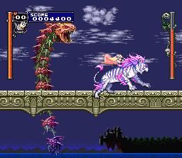 Akumajo Dracula X: Chi No Rondo (PCCD)  © Konami 1993   11/23