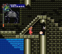 Akumajo Dracula X: Chi No Rondo (PCCD)  © Konami 1993   12/23