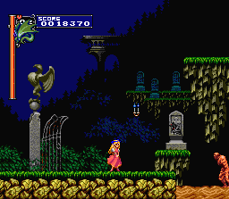 Akumajo Dracula X: Chi No Rondo (PCCD)  © Konami 1993   13/23