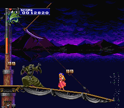Akumajo Dracula X: Chi No Rondo (PCCD)  © Konami 1993   16/23