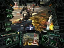 Steel Battalion (XBX)   © Capcom 2002    1/3