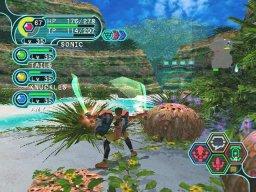 Phantasy Star Online Episode I & II (XBX)  © Sega 2003   1/3