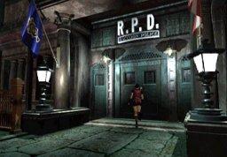 Resident Evil 2 (GCN)  © Capcom 2003   1/4