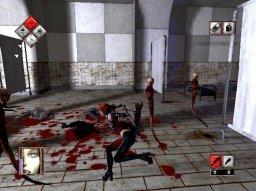 BloodRayne (XBX)  © Majesco 2002   2/4
