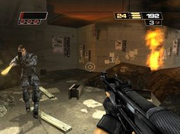 Red Faction II (XBX)   © THQ 2003    1/5