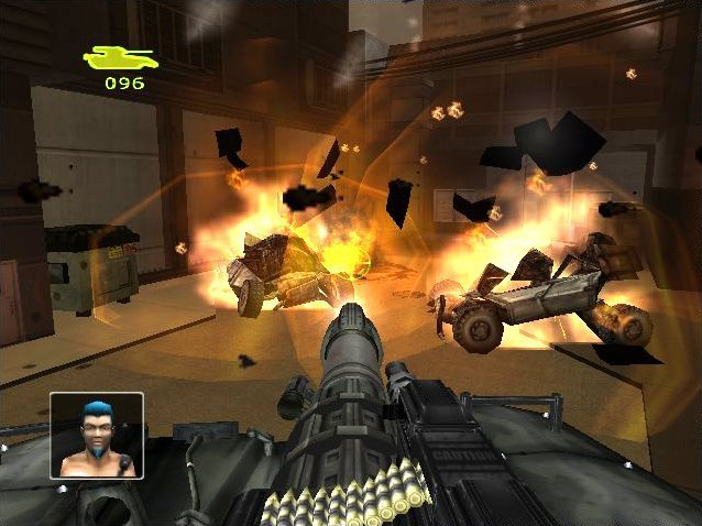 Red Faction II (XBX)   © THQ 2003    4/5