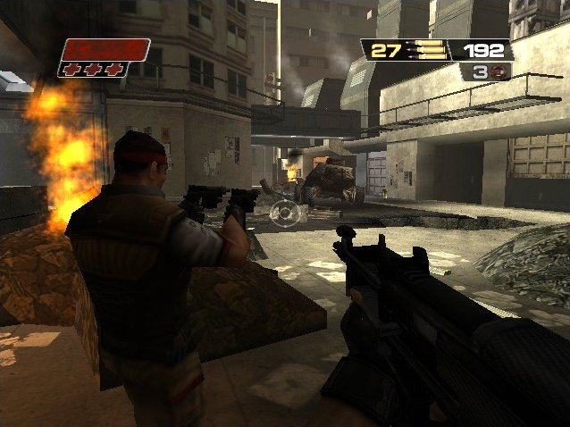 Red Faction II (XBX)   © THQ 2003    5/5