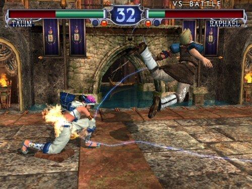 Soul Calibur II (XBX)  © Namco 2003   4/6