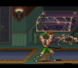 Final Fight 3 (SNES)  © Capcom 1995   3/8