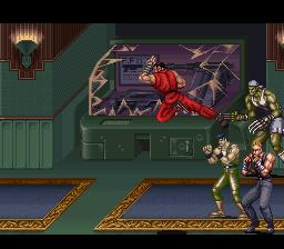 Final Fight 3 (SNES)  © Capcom 1995   4/8