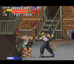 Final Fight 3 (SNES)  © Capcom 1995   5/8