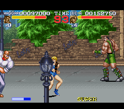 Final Fight 3 (SNES)  © Capcom 1995   6/8
