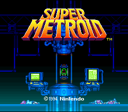 Super Metroid (SNES)   © Nintendo 1994    1/11