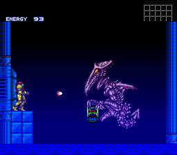 Super Metroid (SNES)   © Nintendo 1994    4/11
