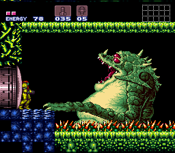 Super Metroid (SNES)   © Nintendo 1994    6/11