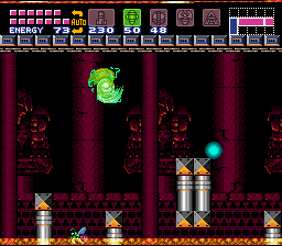 Super Metroid (SNES)   © Nintendo 1994    7/11