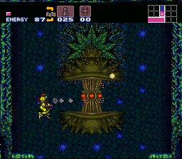 Super Metroid (SNES)   © Nintendo 1994    9/11