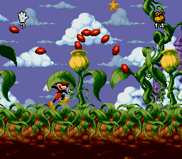 Mickey Mania: The Timeless Adventures Of Mickey Mouse (SNES)   © Sony 1994    2/5