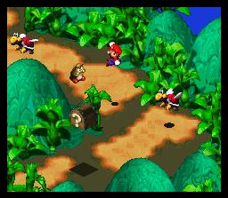 Super Mario RPG: Legend Of The Seven Stars  © Nintendo 1996  (SNES)   3/3