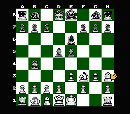 The Chessmaster (NES)   © Hi Tech Expressions 1990    3/3