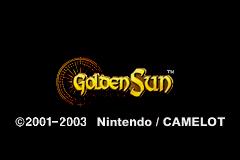 Golden Sun: The Lost Age (GBA)  © Nintendo 2002   1/3
