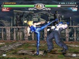 Virtua Fighter 4 Evolution (PS2)  © Sega 2003   3/3