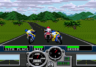 Road Rash (SMD)   © EA 1991    4/5
