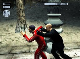 Hitman 2: Silent Assassin (GCN)   © Eidos 2003    1/4