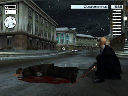Hitman 2: Silent Assassin (GCN)   © Eidos 2003    3/4