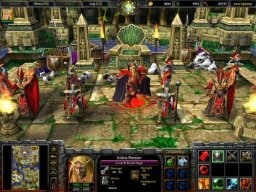 Warcraft III: Frozen Throne (PC)   © VU Games 2003    3/4