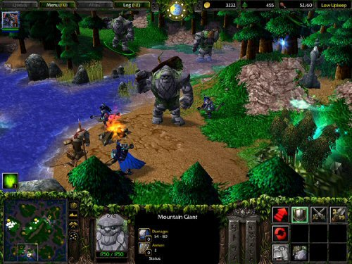 Warcraft III: Frozen Throne (PC)   © VU Games 2003    4/4
