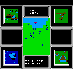 F-15 Strike Eagle (NES)   © MicroProse 1992    2/3