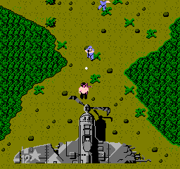 Ikari Warriors (NES)  © SNK 1986   2/3