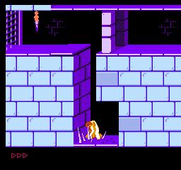Prince Of Persia (NES)  © Mindscape 1992   3/3