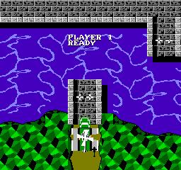 Tiger Heli (NES)  © Acclaim 1986   2/3