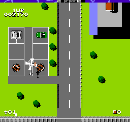 Tiger Heli (NES)  © Acclaim 1986   3/3