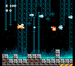 Air Fortress (NES)   © HAL Laboratory 1987    2/3