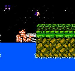 Contra (NES)  © Konami 1988   3/3