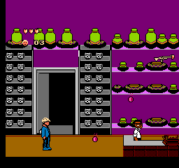 Home Alone 2: Lost In New York (NES)   © THQ 1992    3/3