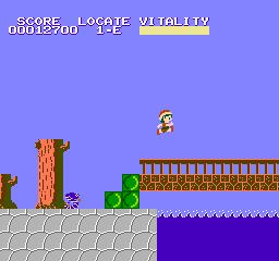 Mystery Quest (NES)  © Taxan 1989   3/3