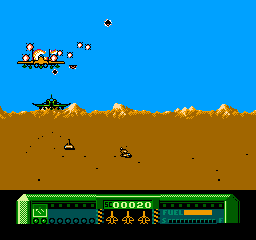 MIG-29 Soviet Fighter (NES)  © Camerica 1992   3/3
