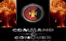 Command & Conquer (PC)  © Virgin 1995   1/2