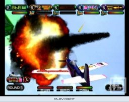 Propeller Arena: Aviation Battle Championship  © Sega   (DC)   10/13